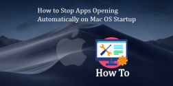 Stop Apps Opening Automatically on Mac OS
